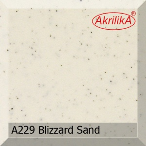 A229 Blizzard sand