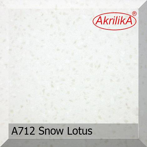 Akrilika A712 Snow lotus