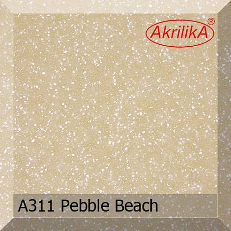 Akrilika A311 Pebble beach